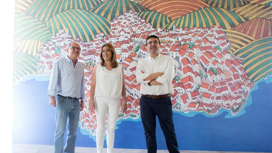 """PSOE-A defiende la """"libertad de opinión"""" ante el modelo territorial, aunque la """"posición oficial"""" la marca Ferraz"""