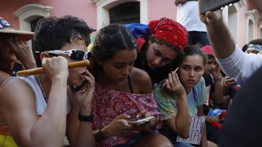 Rosselló cede a la presión en la calle y no buscará la reelección en Puerto Rico