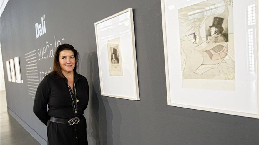 Los Caprichos de Goya y su reinterpretación de Dalí se reúnen por primera vez