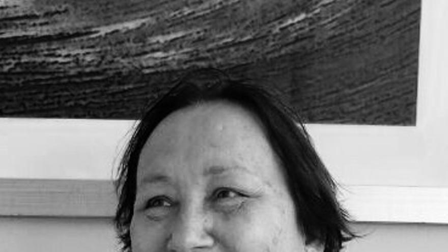 Dania Dévora, directora del festival Womad y poseedora de un premio Grammy.