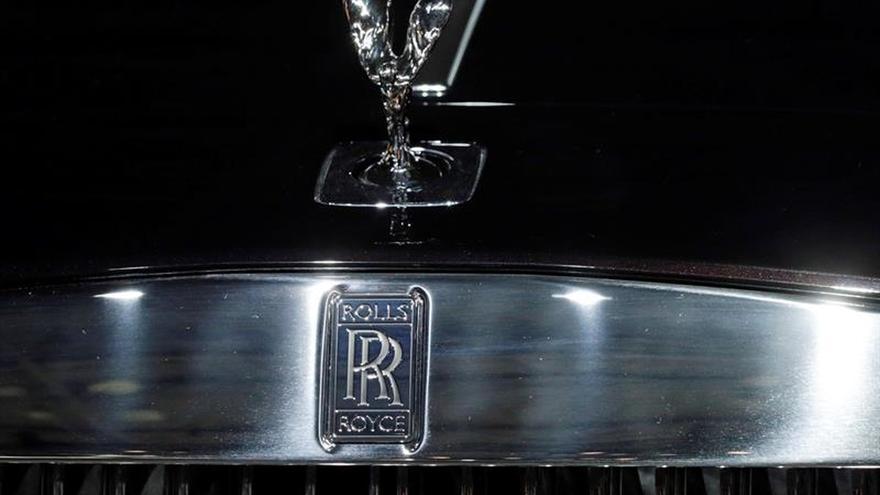 Rolls-Royce reafirma su compromiso con el Reino Unido