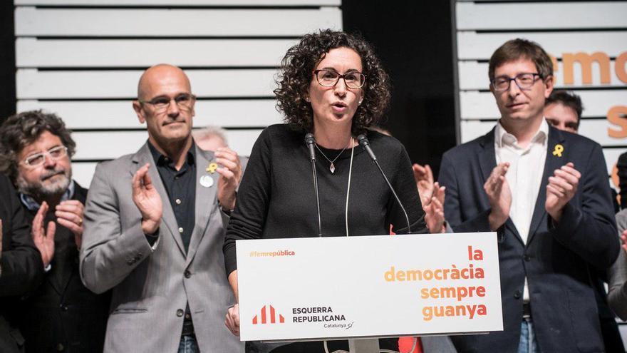 La Guardia Civil ubica a Marta Rovira en la cúspide del 1-O a cinco días de su declaración en el Supremo