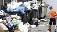 Los residuos municipales, un tema pendiente para España