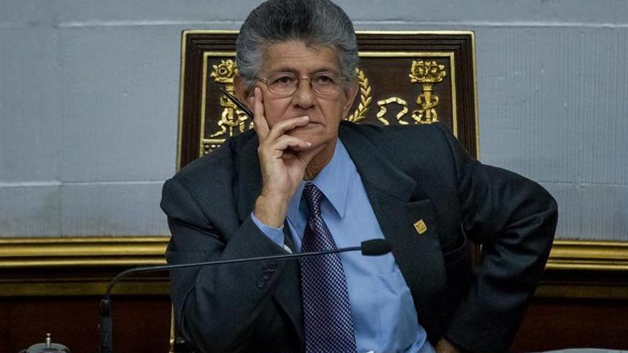 Liberan al jefe de seguridad del presidente del Parlamento venezolano