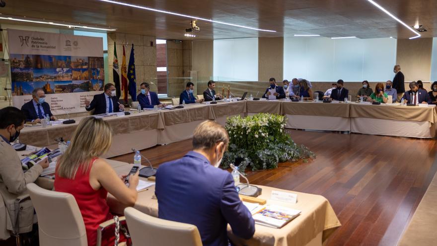 Ciudades Patrimonio piden asignaciones directas de Fondos UE de Resiliencia