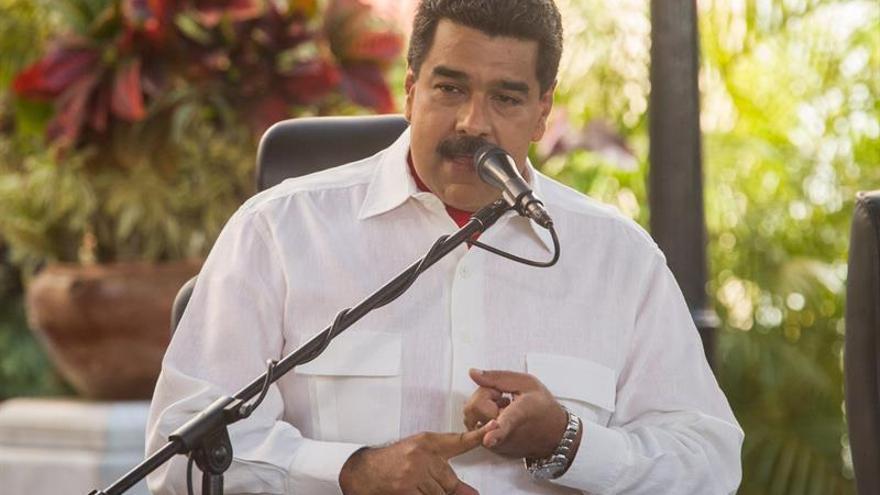 Maduro dice que los opositores intentaron llenar de violencia las calles de Venezuela