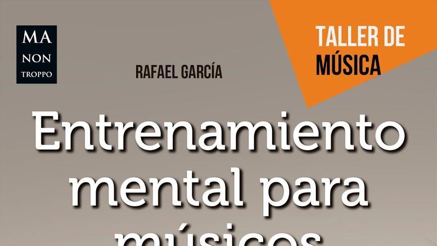"""Portada de """"Entrenamiento mental para músicos"""""""
