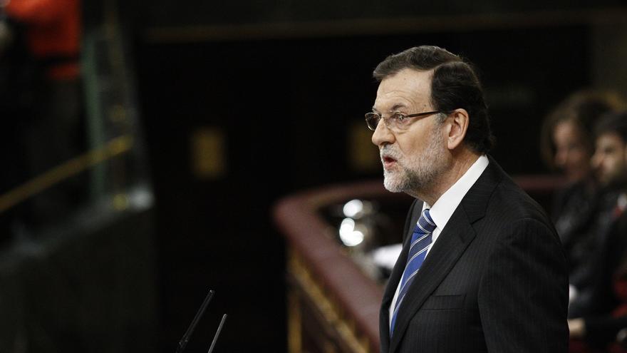 """Rajoy proclama que España """"ha salido de la pesadilla"""" y que la """"gran medida"""" social fue evitar el rescate"""