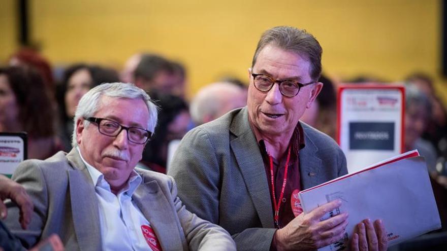 """Los sindicatos apoyan la moción de Podemos y UGT y pide que el PSOE """"no se quede quieto"""""""
