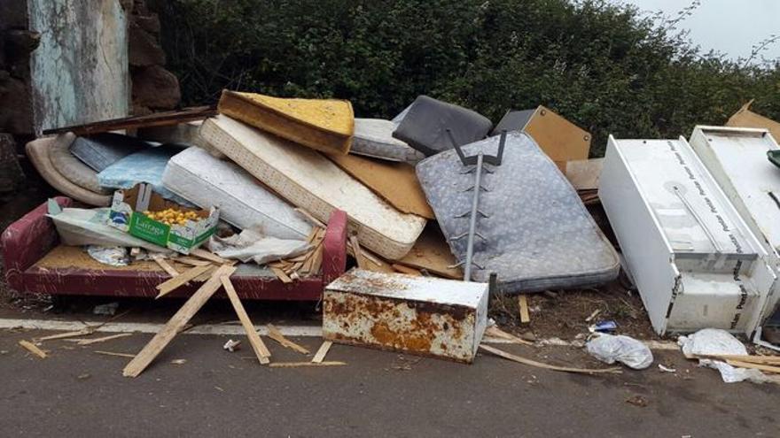 Los residuos abandonados son un grave problema para el medio ambiente.
