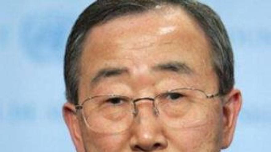 La ONU retirará a parte de su personal de Afganistán
