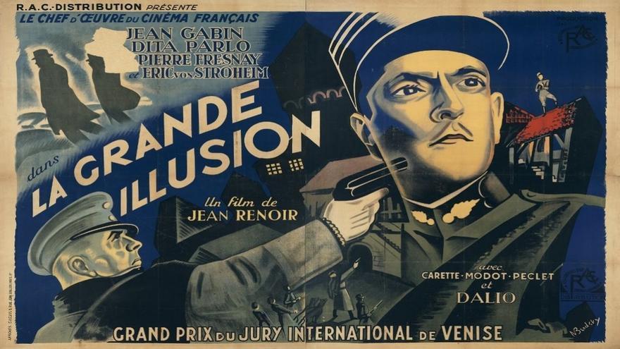 La gran ilusión cartel