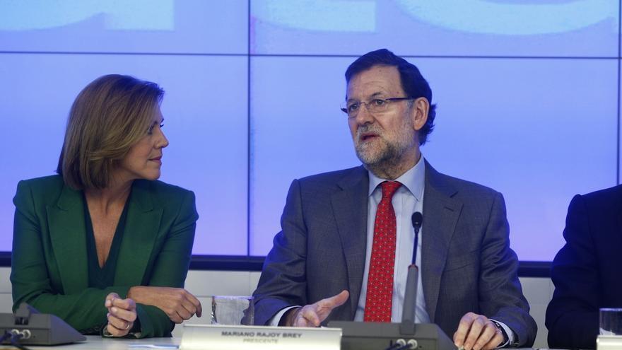 El PP reforzará la precampaña de Cospedal con un acto en Toledo con eurodiputados del PPE que clausurará Rajoy