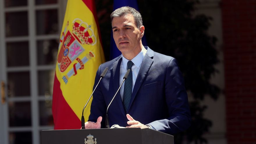 Sánchez y Biden tienen su primer contacto con la crisis marroquí de fondo