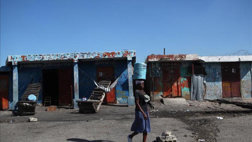 Un tercio de la población haitiana sufre inseguridad alimentaria, dice el PMA
