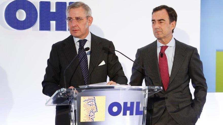 (Ampl) OHL plantea un ERE para 554 empleados de construcción e industrial en España, el 29% del total