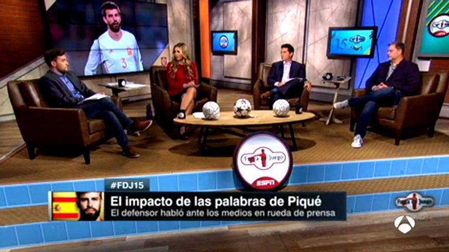 Los programas deportivos de medio mundo hablan del caso Piqué