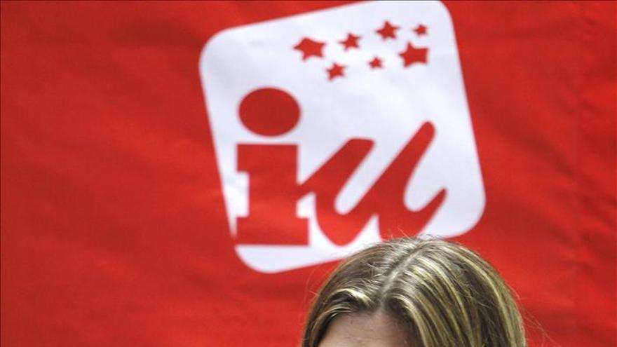 """Raquel López (IU) reivindica la unión para formar un """"Gobierno de izquierdas"""""""