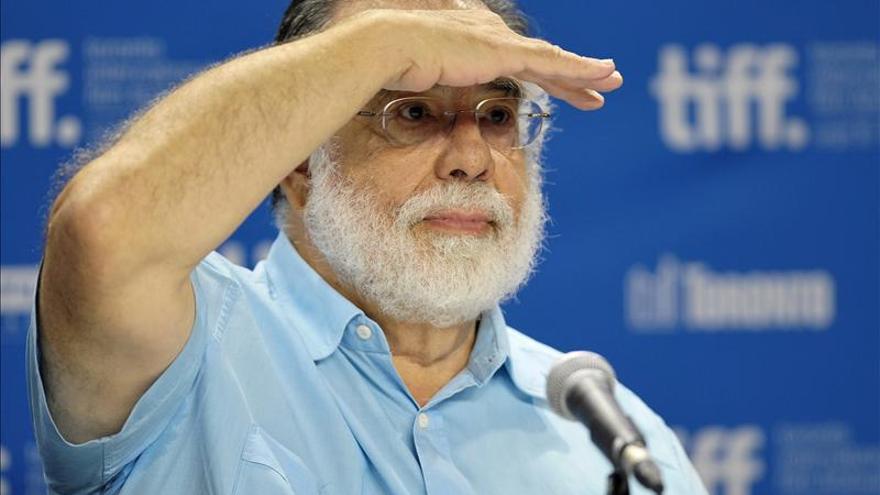Coppola apadrina un nuevo filme sobre una familia italoamericana
