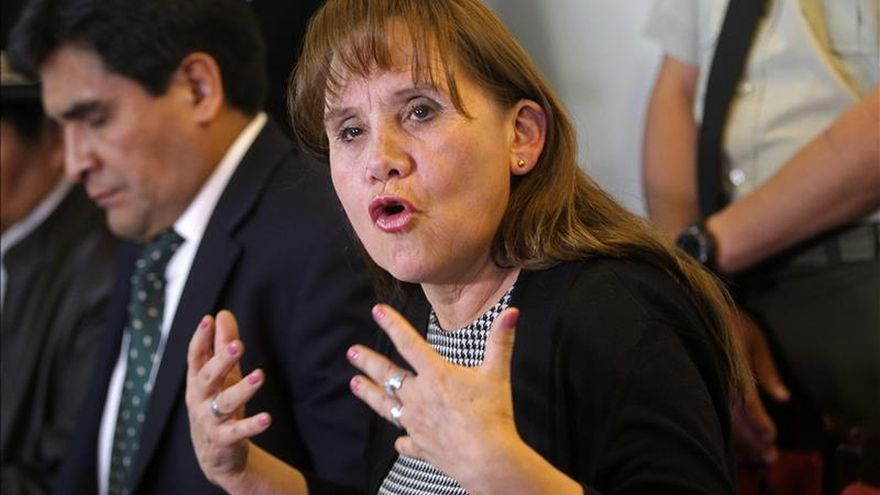 Renuncia la presidenta del tribunal electoral boliviano en medio de crisis