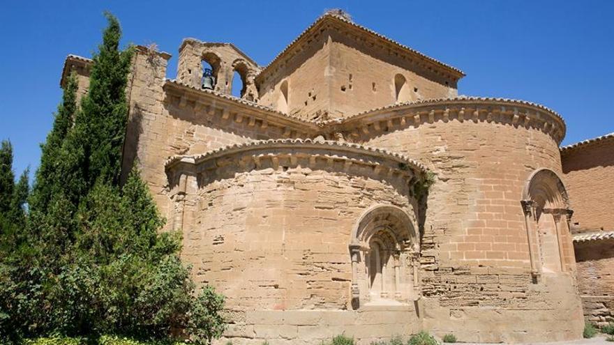 La Generalitat aprueba mañana devolver a Sijena 53 piezas de las 97 reclamadas