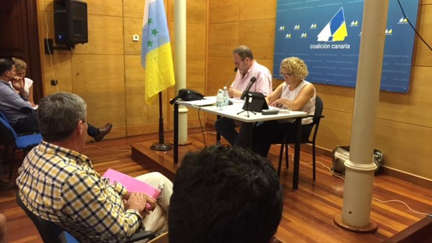 El Consejo Político Insular de Coalición Canaria (CC) designa a Pablo Rodríguez como cabeza de lista de la formación al Congreso de los Diputados por la provincia de Las Palmas.