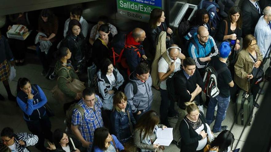 Finalizan los paros en el Metro de Madrid con seguimiento casi unánime y sin incidencias
