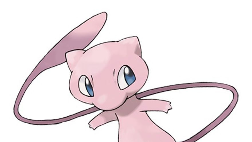 Pokedex Mew