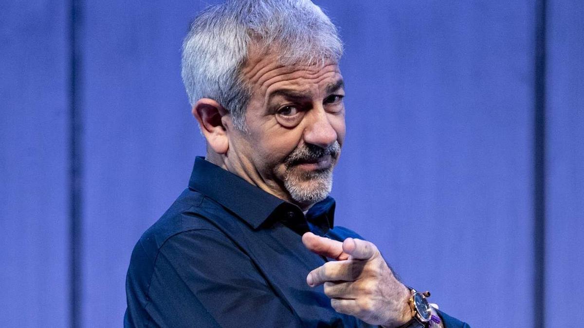 Carlos Sobera, en Mediaset