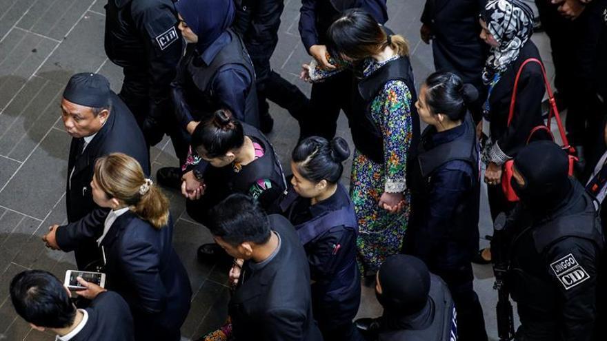 Identifican a 4 norcoreanos que presuntamente orquestaron la muerte de Kim