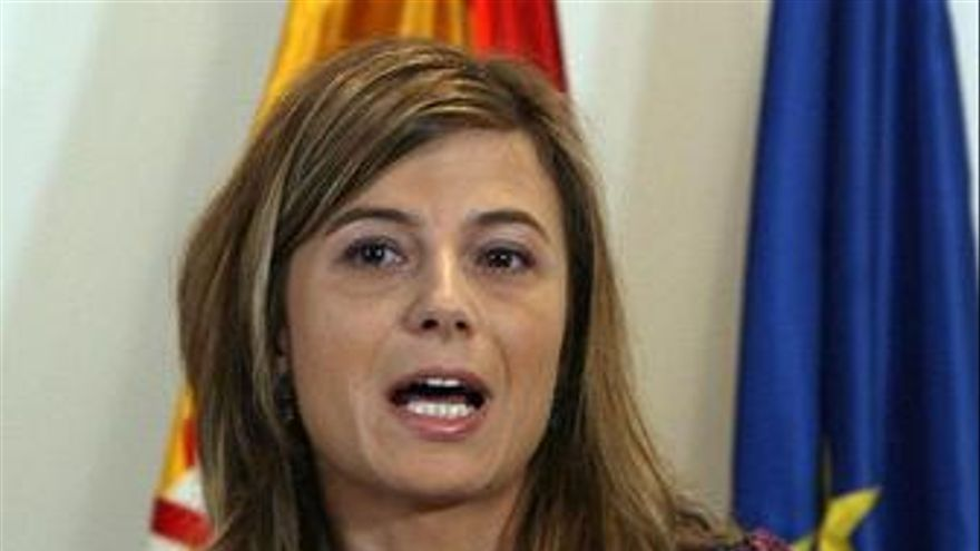 La ministra de Igualdad, Bibiana Aído