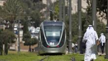 ¿Por qué CAF debe bajarse del tren ligero de Jerusalén?