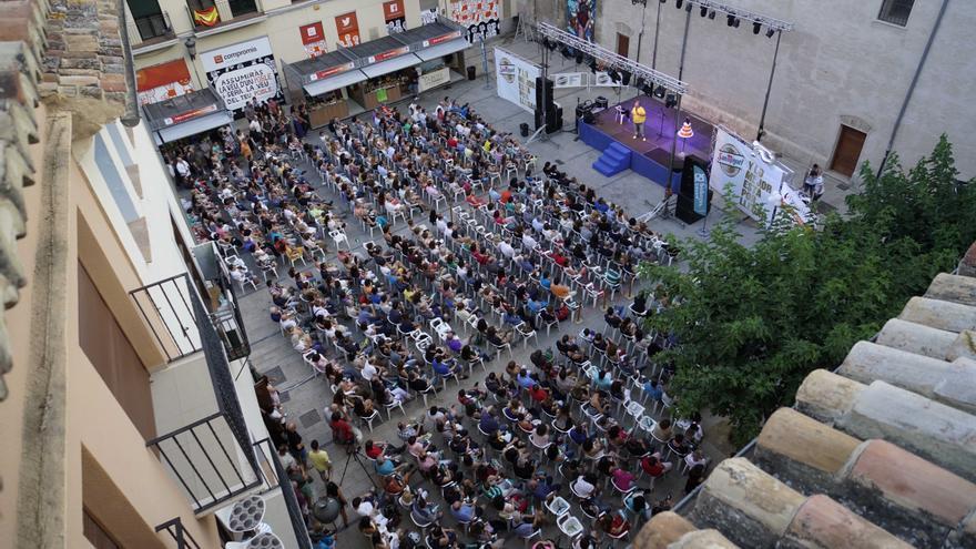 Final Café Teatro Valencia