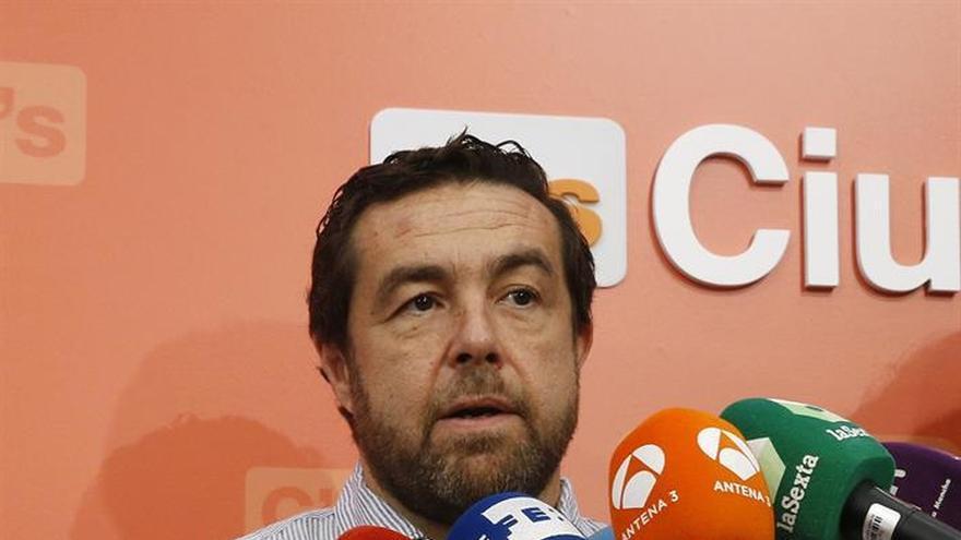 """C's confía en que Rajoy """"se anime"""" a la investidura tras la ronda con el Rey"""