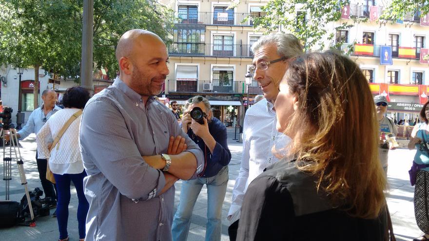 José García Molina, de Podemos Castilla-La Mancha