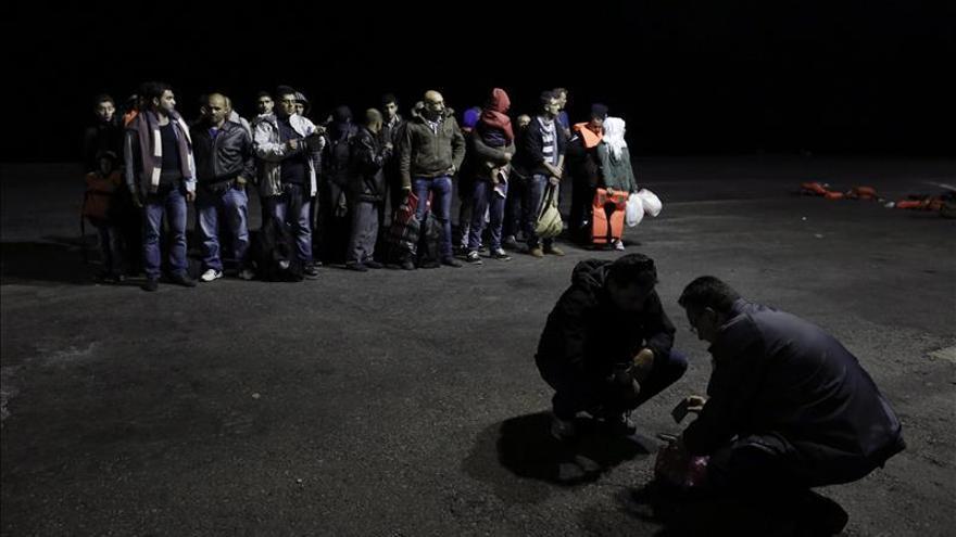 Ban pide redoblar esfuerzos para la atajar crisis de inmigrantes en el Mediterráneo