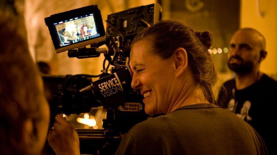 Núria Roldós, vicepresidenta de la Asociación de Directoras y Directores de Fotografía de España