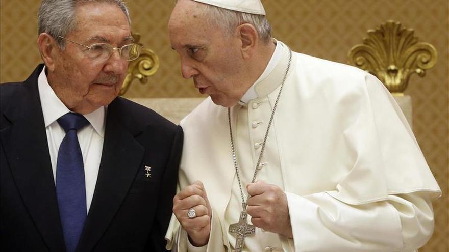 El papa Francisco visitará Cuba del 19 al 22 de septiembre