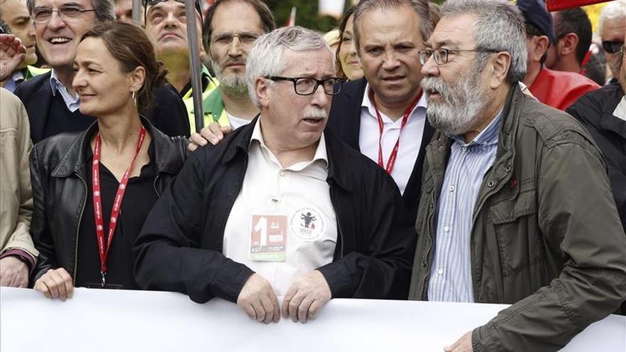 Méndez dice que la esencia del Primero de Mayo sigue vigente en el siglo XXI