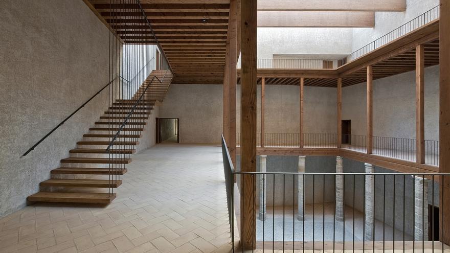 La restauración del Palacio del Condestable de Pamplona, premiada con el 'American Architecture Prize'
