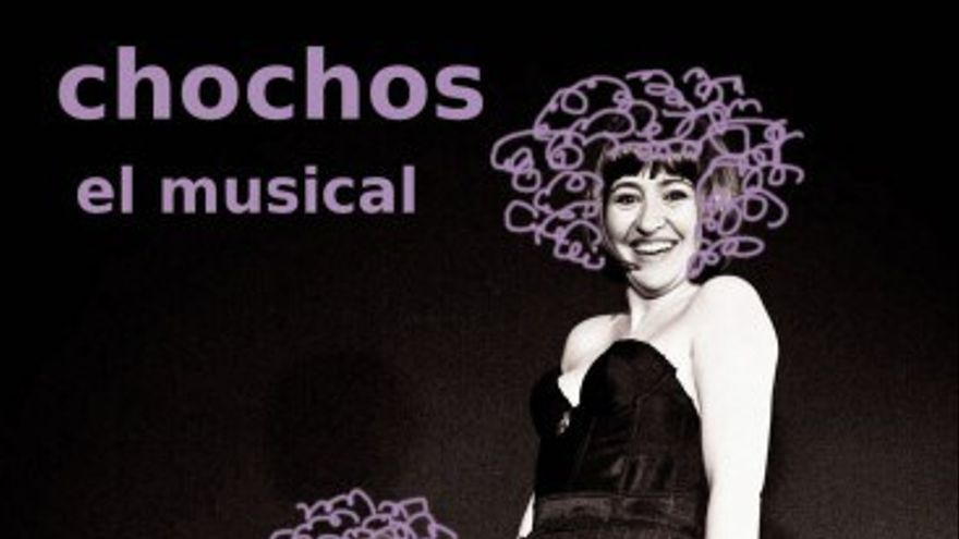 ... para el espectáculo de humor de Esther Gimeno 'Chochos, el musical