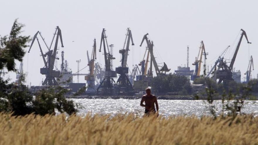 Tensiones en el mar de Azov en el quinto aniversario de la revolución en Ucrania