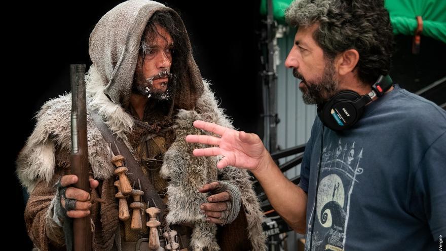 Patrimonio aprueba la intervención en Itálica para rodar escenas de la segunda temporada de la serie 'La Peste'