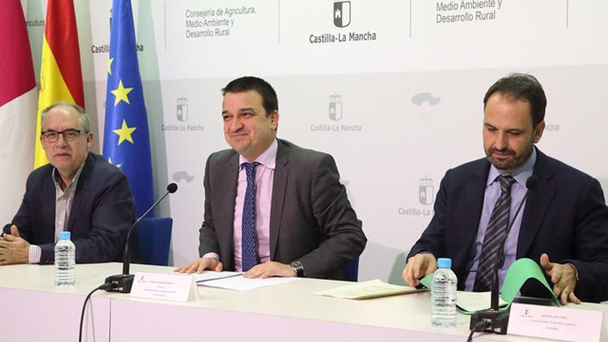 Francisco Martínez Arroyo y Agapito Portillo