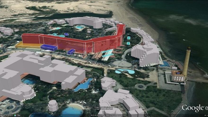 Vea las imágenes del proyecto de RIU #24