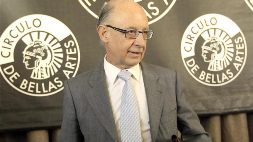 Montoro dice que hay que seguir haciendo reformas porque acortan la crisis