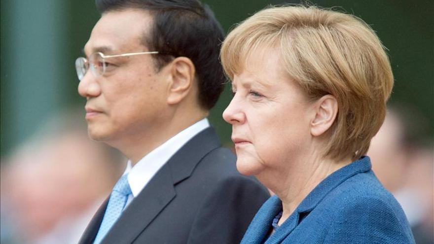 Li prosigue su visita en Berlín con reuniones con el ministro de Economía y la oposición