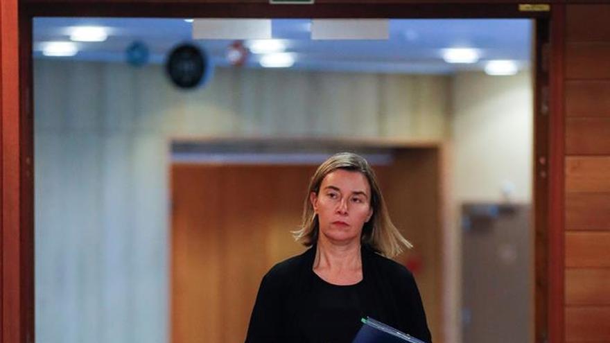 La UE anuncia que el grupo de diálogo con Irán se reunirá en Viena en enero