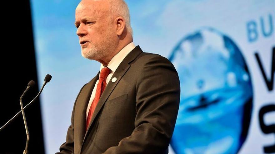 La ONU nombra al diplomático Peter Thomson enviado especial para el Océano
