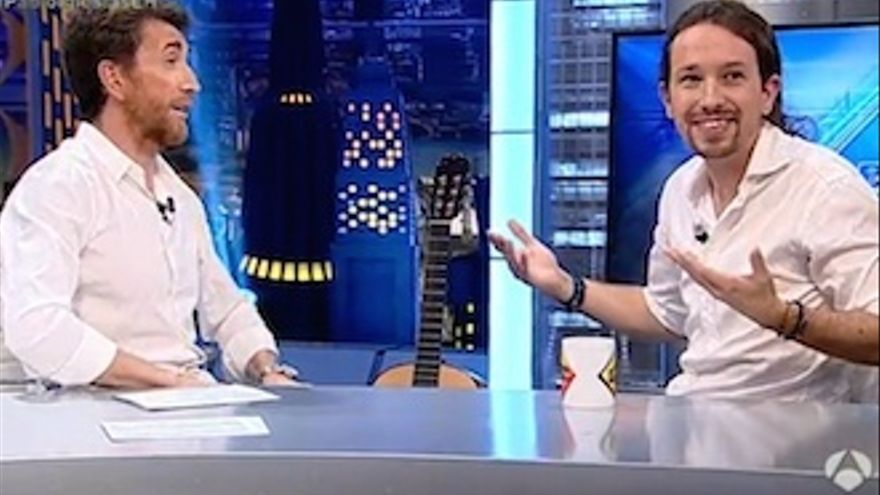 Antena 3 arrasa: récords de la Champions y 'El Hormiguero' con Pablo Iglesias